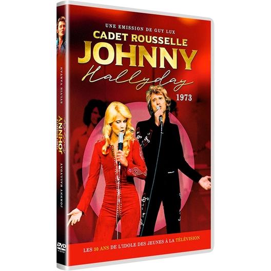 Johnny Hallyday - 30 ans : Cadet Rousselle 1973 (DVD)
