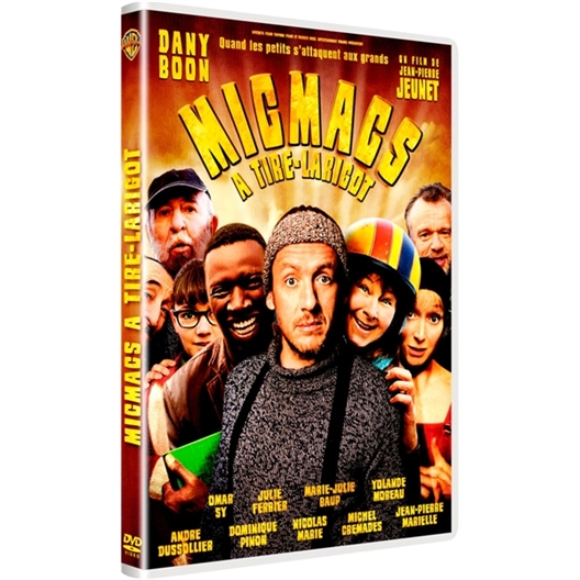 Micmacs à tire-larigot : Dany Boon, André Dussollier, Omar Sy...