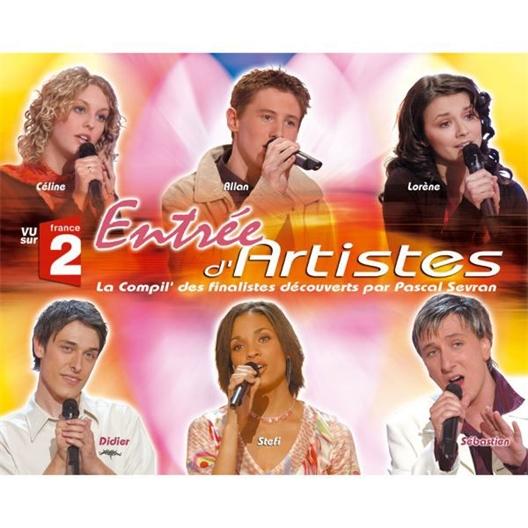 Entrée d'artistes : Allan, Sébastien, Stefi...