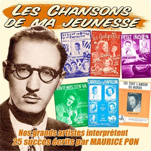 Maurice Pon : Les chansons de ma jeunesse