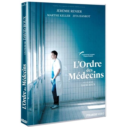 L'ordre des médecins : Jérémie Renier, Marthe Keller…