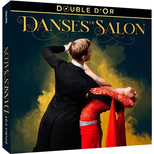 Double d'or des danses de salon
