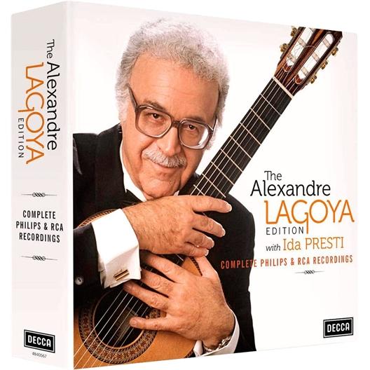 Alexandre Lagoya : Intégrale