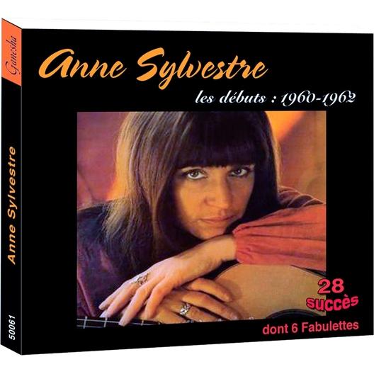 Anne Sylvestre : Les débuts : 1960 - 1962