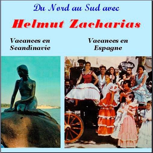 Helmut Zacharias : Du Nord au Sud