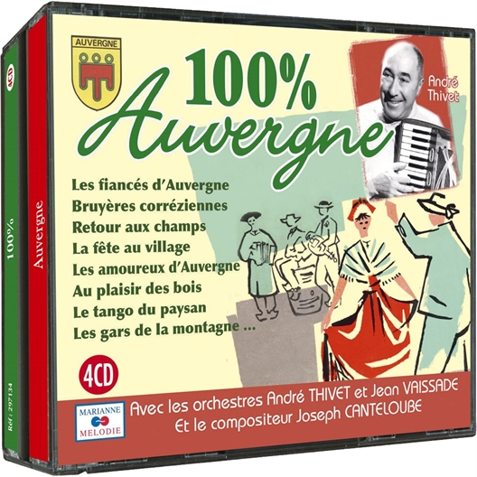 100% Auvergne : André Thivet