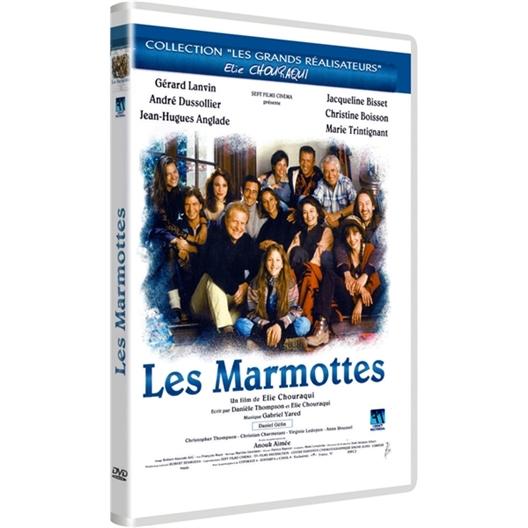 Les marmottes : Gérard Lanvin, André Dussollier, …