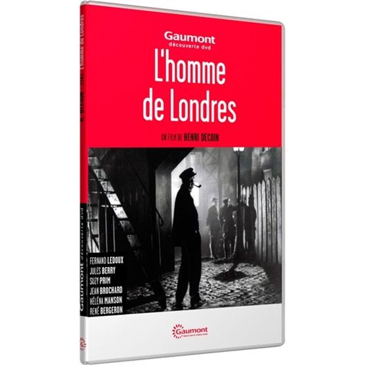 L'homme de Londres : Fernand Ledoux, Julles Berry, …