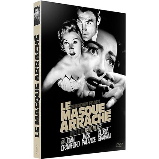 Le masque arraché : Joan Crawford, Jack Palance