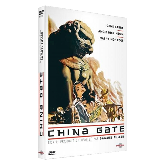 China Gate : Gene Barry, Angie Dickinson…