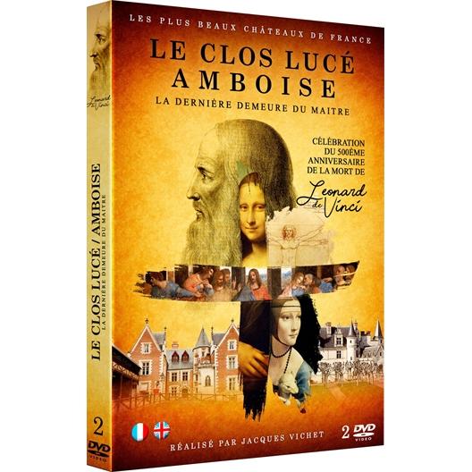 Le Clos Lucé/Château d'Amboise : La dernière demeure de Léonard de Vinci