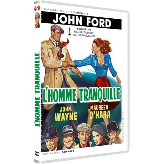 L'homme tranquille : John Wayne, Maureen O'hara, …