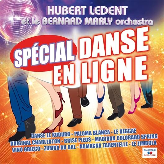 Spécial danse en ligne : Hubert Ledent et le Bernard Marly Orchestra