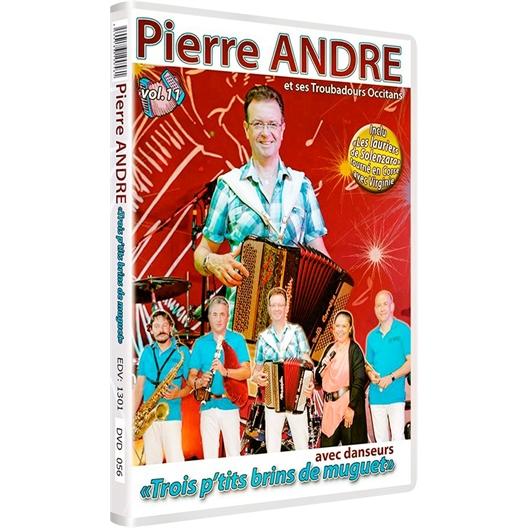 Pierre André Vol.11 : Trois brins d'muguet