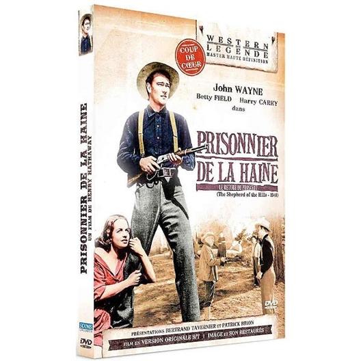 Prisonnier de la haine : John Wayne, Beulah Bondi, …