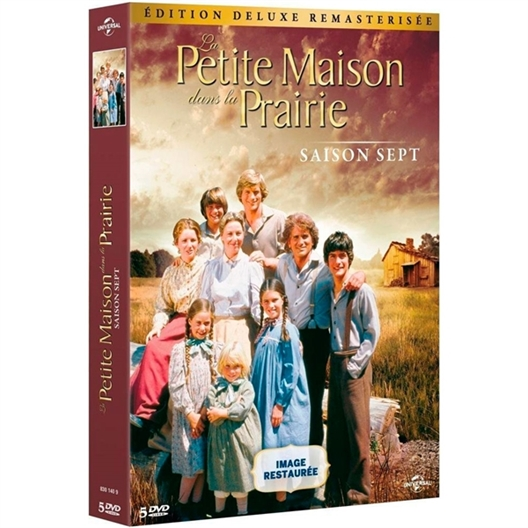 La petite maison dans la prairie Saison 7 : Michael Landon, Karen Grassle