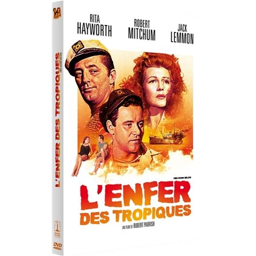 L'enfer des tropiques : Rita Hayworth, Robert Mitchum, Jack Lemmon