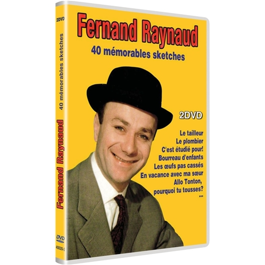 Fernand Raynaud : Ses plus grands sketches