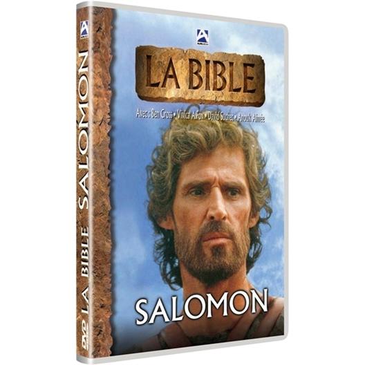 Salomon : Ben Cross, Anouk Aimée