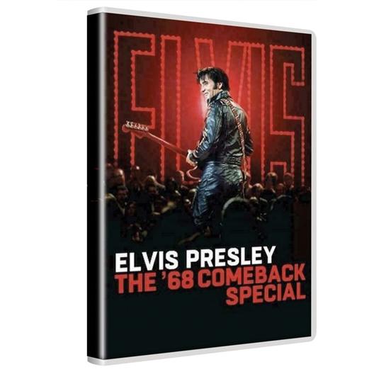 Elvis Presley : The '68 Comeback Spécial