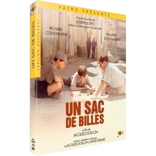 Un sac de billes : Richard Constantini, Paul-Eric Schulmann, …