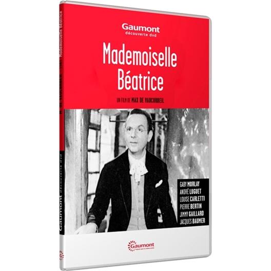 Mademoiselle Béatrice : Gaby Morlay, André Luguet, …