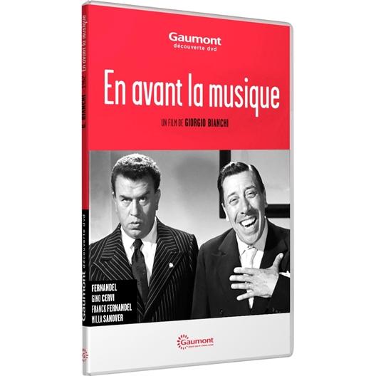 En avant la musique : Fernandel, Gino Cervi, …