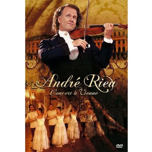 André Rieu : Concert à Vienne