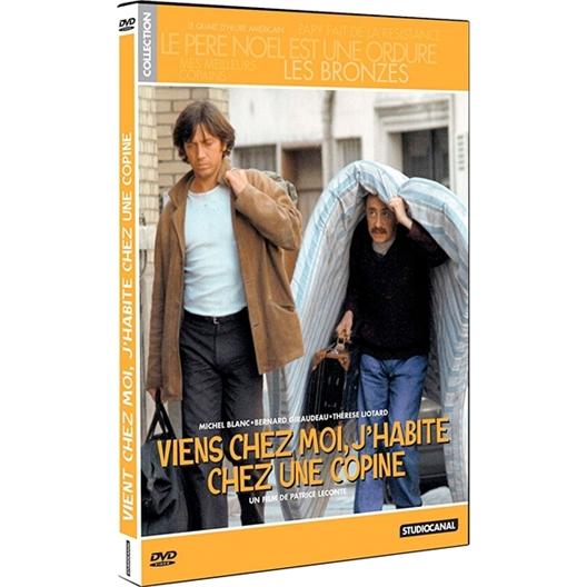 Viens chez moi, j'habite chez une copine : Anémone, Michel Blanc, Bernard Giraudeau, …