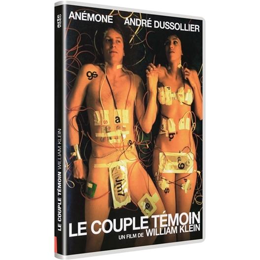 Le couple témoin : Anémone, André Dussollier, …