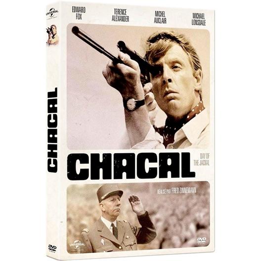 Chacal : Edward Fox, Michel Auclair, …