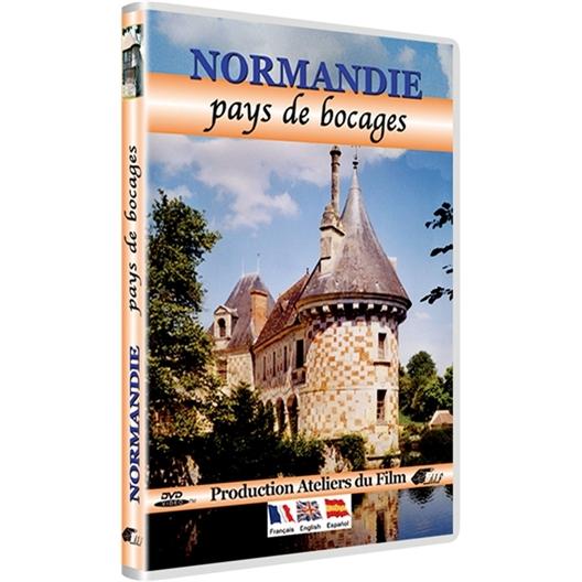 Normandie pays de bocages
