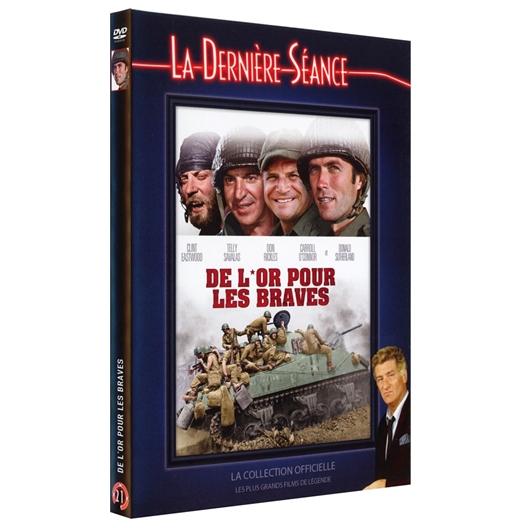 De l'or pour les braves : Clint Eastwood, Telly Salavas...