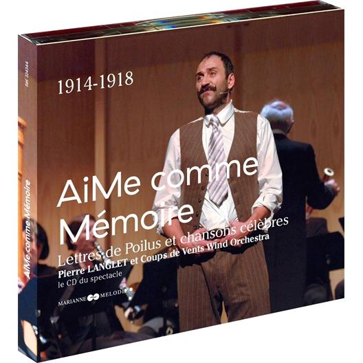 AiMe comme mémoire 1914-1918 : Lettres de Poilus et Chansons Célèbres