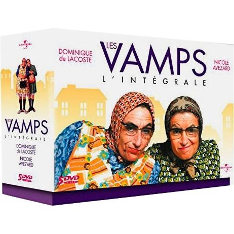 Les Vamps - L'intégrale en 5 DVD