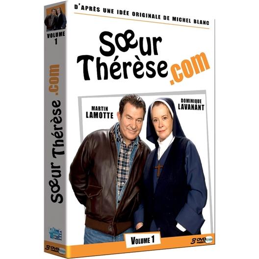 Sœur Thérèse.com - Volume 1 : Martin Lamotte, Dominique Lavanant…