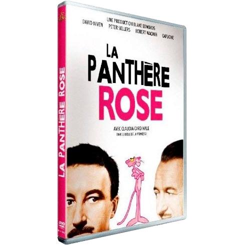 La panthère rose : Peter Sellers, David Niven, …