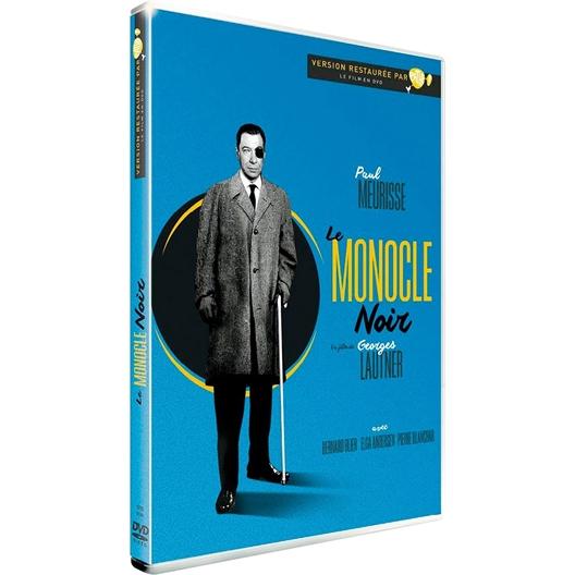 Le monocle noir : Paul Meurisse, Elga Andersen, Bernard Blier, …