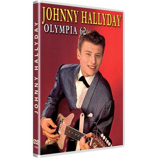 Johnny Hallyday : Olympia 62