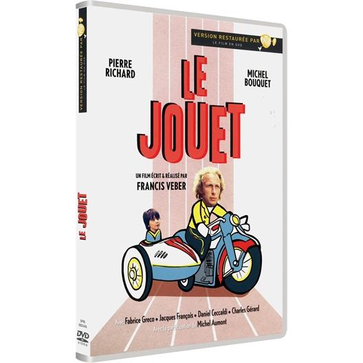Le jouet : Pierre Richard, Michel Bouquet, …