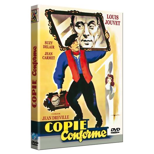 Copie conforme DVD