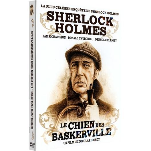 Le Chien des Baskerville : Ian Richardson, Donald Churchill, ...