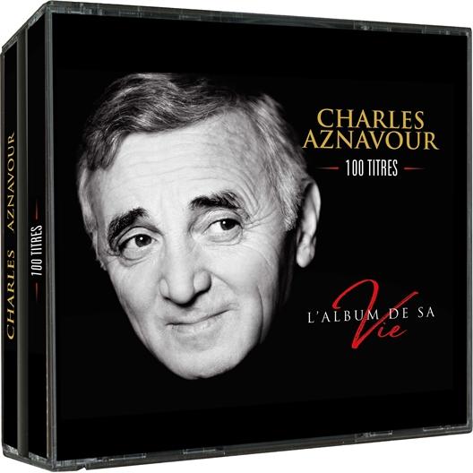 Charles Aznavour : L'album de sa vie