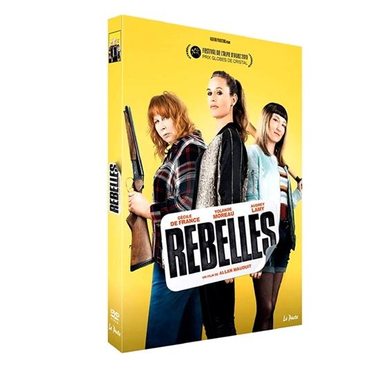 Rebelles : Yolande Moreau, Audrey Lamy, Cécile de France, …