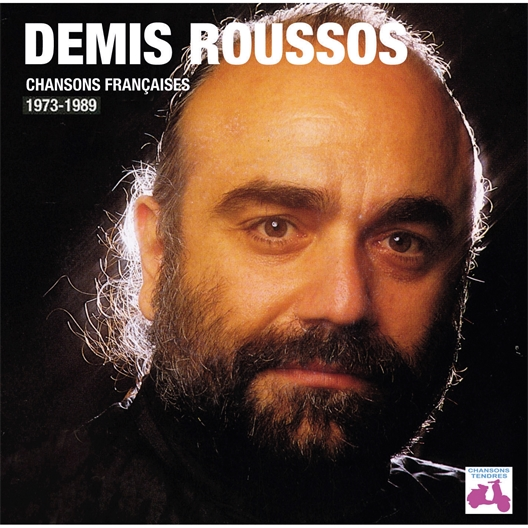 CD Demis Roussos : chansons françaises 1973-1989