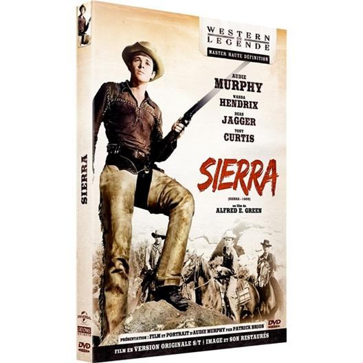 Sierra : Audie Murphy, Wanda Hendrix, …