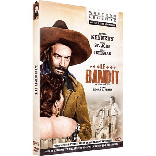 Le bandit : Arthur Kennedy, Betta St. John, …