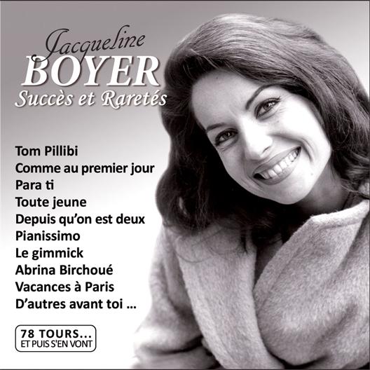 Jacqueline Boyer : Succès et Raretés