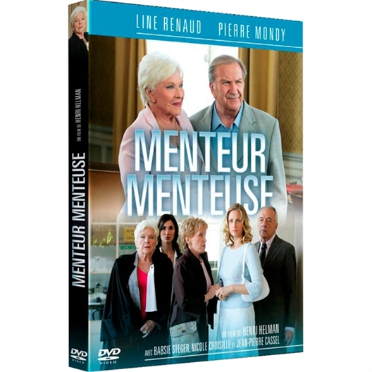Menteur Menteuse : Line Renaud, Pierre Mondy, …