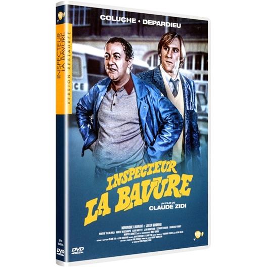 Inspecteur La Bavure : Coluche, Gérard Depardieu, Dominique Lavanant